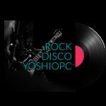『Rock Disco』#1をUP致しましたっ!比較的ロックテイストなミックスです。